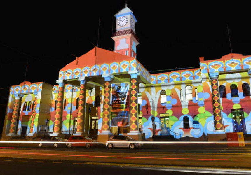 Richmond Town Hall 2012
