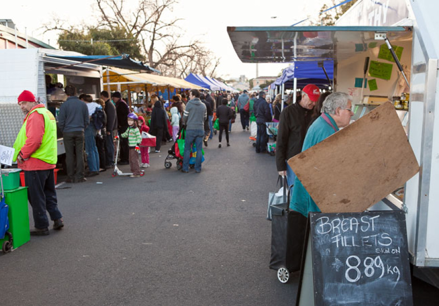 Gleadell Street Market
