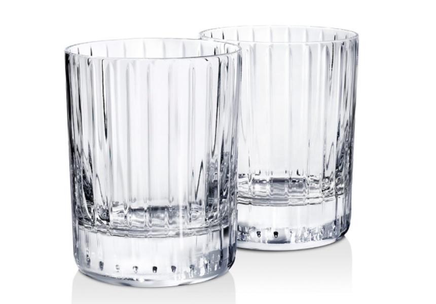 Woodford Reserve Baccarat Crystal Glassware