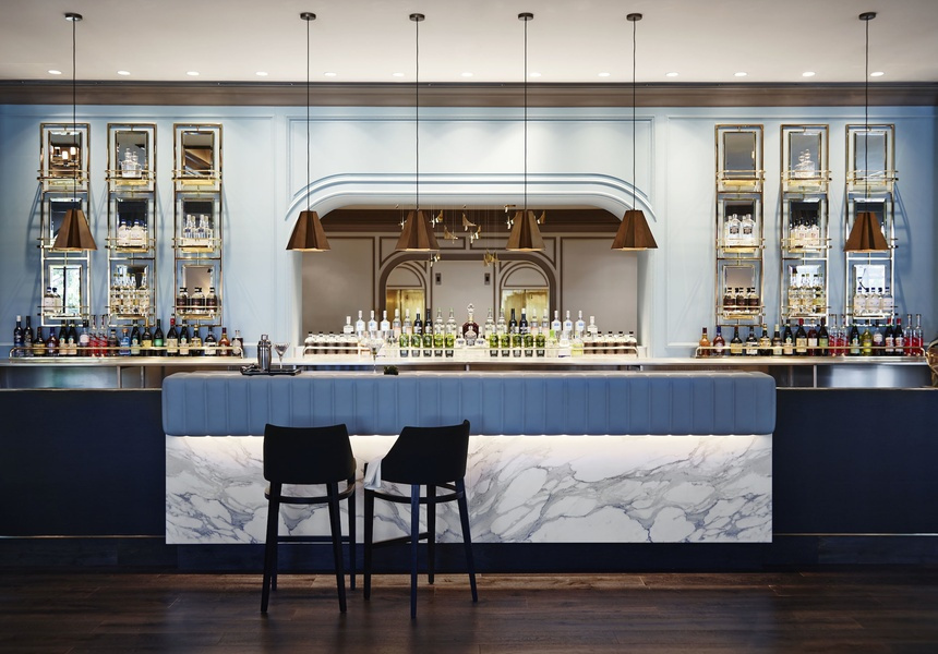 The Stillery at the Intercontinental