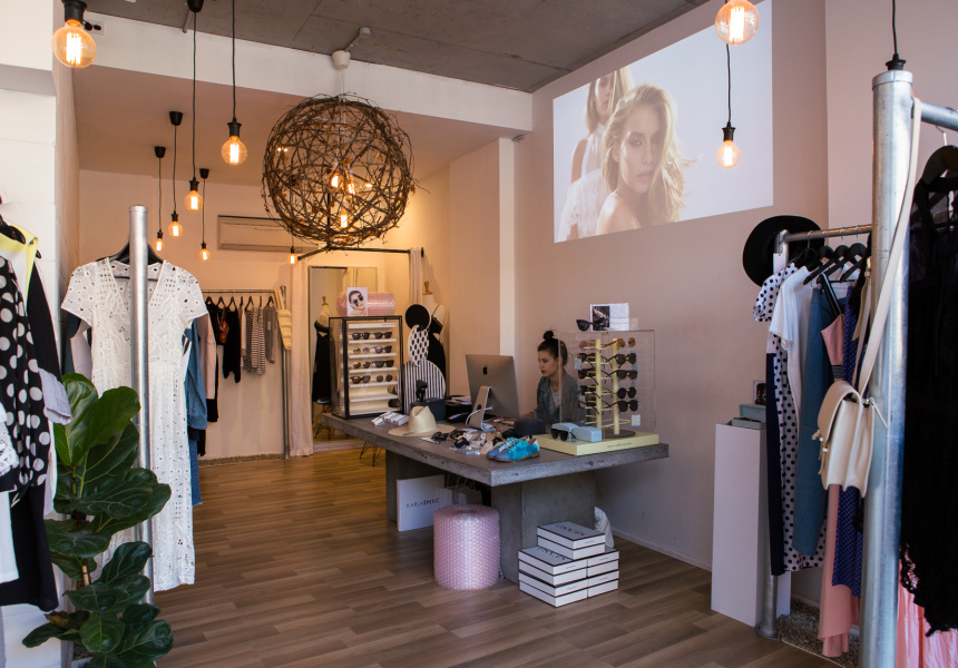 Fortitude Valley Fashion Shops