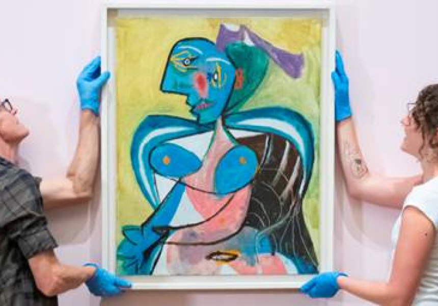Pablo Picasso L'Arlésienne: Lee Miller 1937 oil on canvas Private international collection © Succession Picasso/Copyright Agency