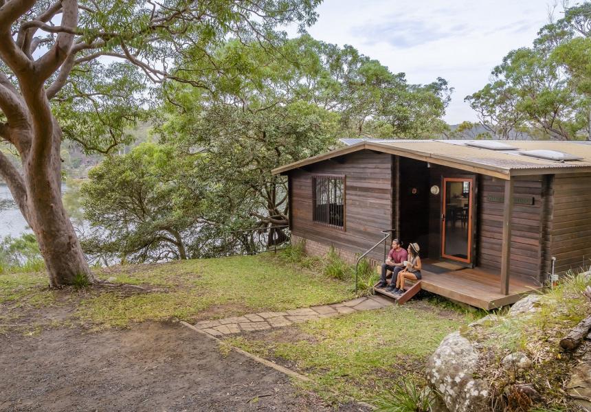 Weemalah Cottage, Royal National Park