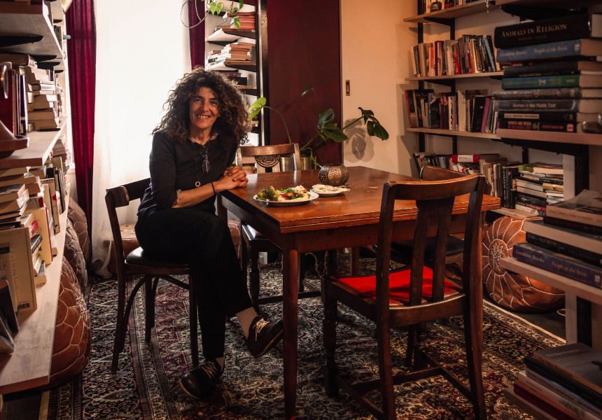 Hana Assafiri of Moroccan Soup Bar