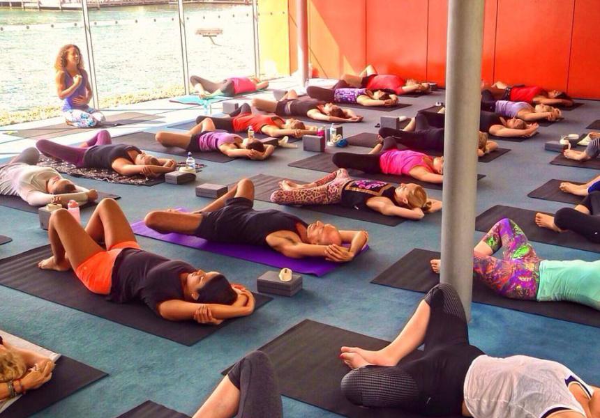 Yoga Beyond