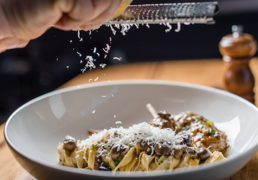 Pasta masterclass at Lello