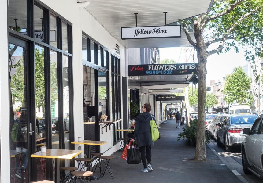 Next Generation Adelaide Cafe Menu