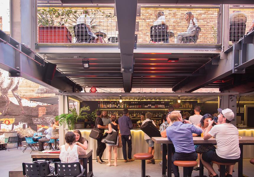 Whitehart Bar