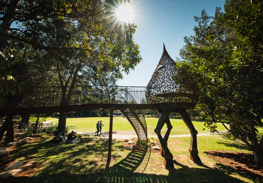 Eveleigh Tree House by Nell