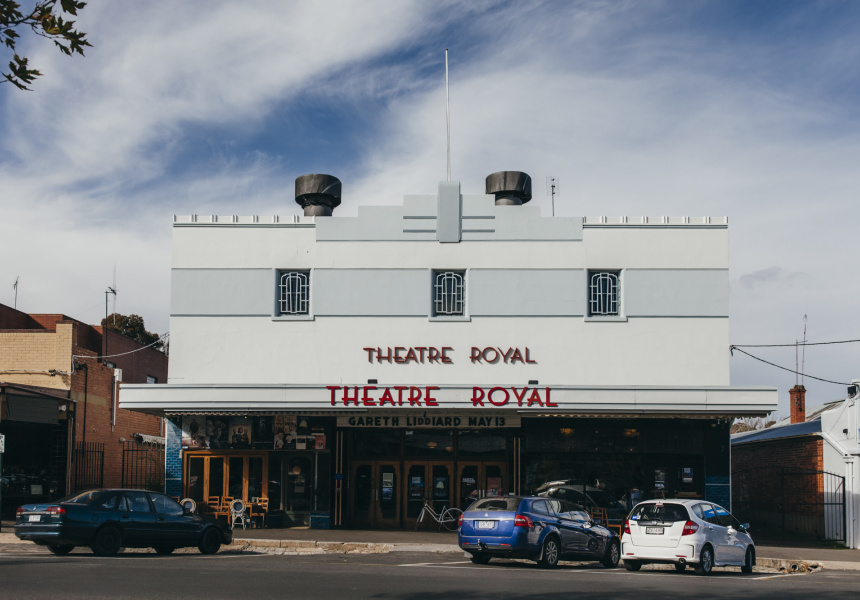 The Theatre Royal, Castlemaine