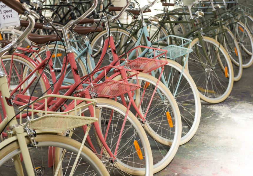 Ride Like The Dutch Broadsheet