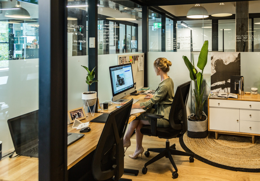 Global Co Working Giant WeWork Arrives In Sydney
