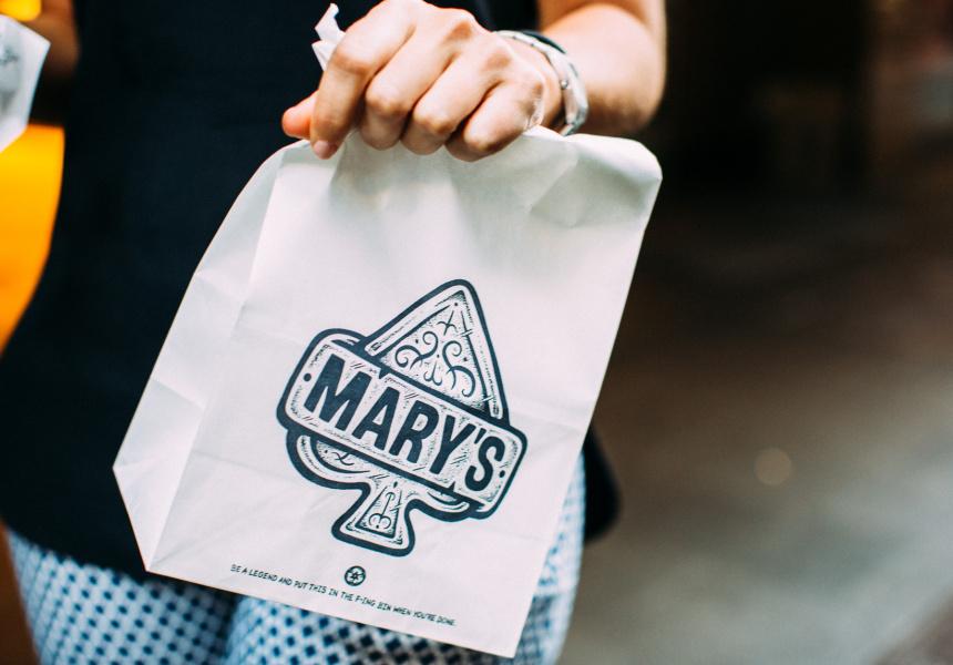 Mary's, Sydney CBD
