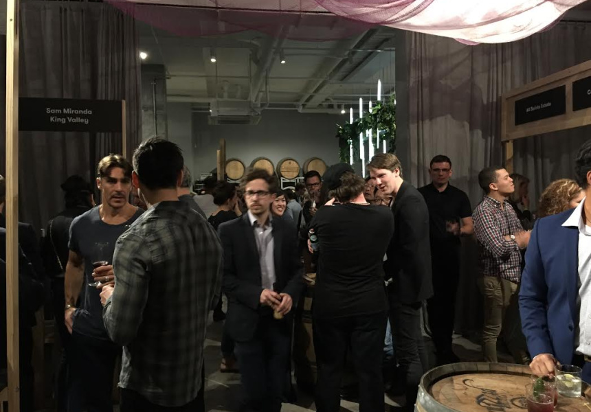 World's Best Somms event at Project 49.