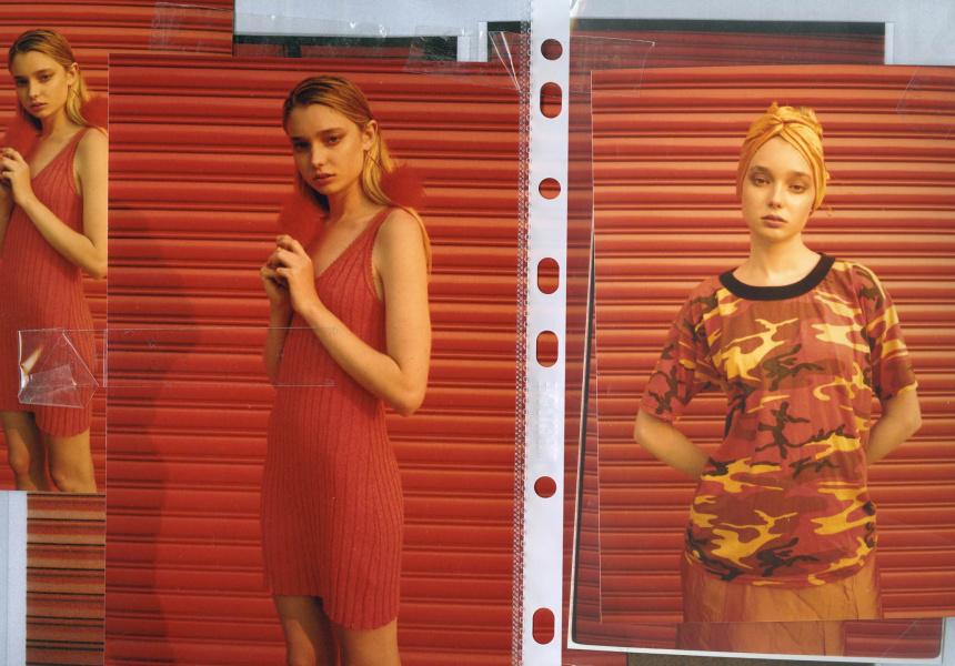 Renee Warne and Gibson Fox's Fashion Platform Feel The Future ...