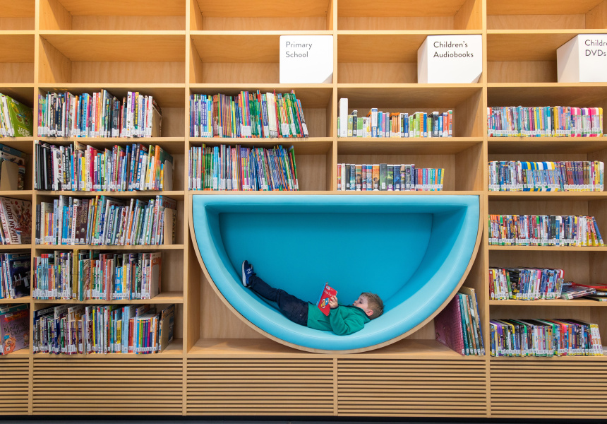 Image result for green square library