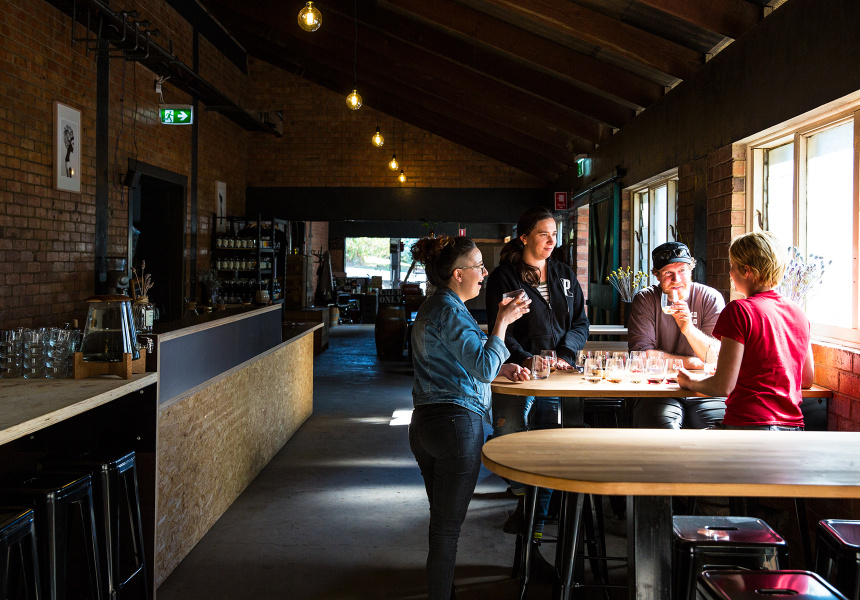 A Cellar Door With a Difference Opens in Gumeracha