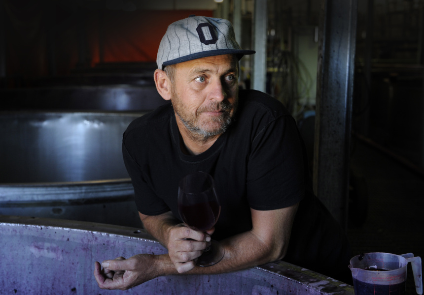 Winemaker Stephen Pannell