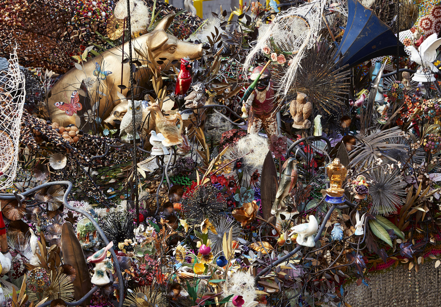 Nick Cave, Until, Carriageworks, 2018