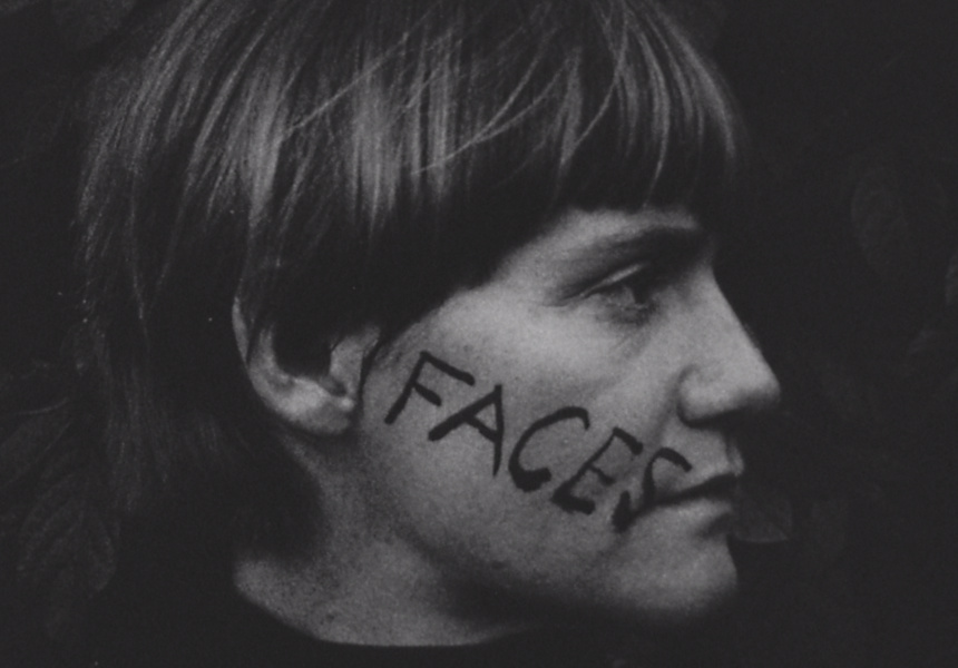 Sue Ford, Faces (still), 1976, National Gallery of Australia, Canberra, purchased 1984 © Sue Ford Archives, Melbourne