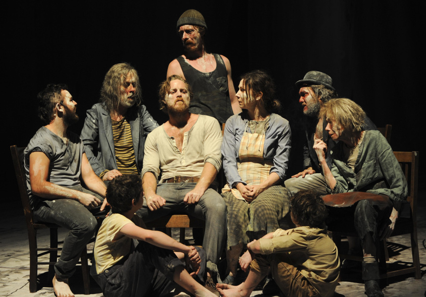 Sydney Theatre Company's The Secret River