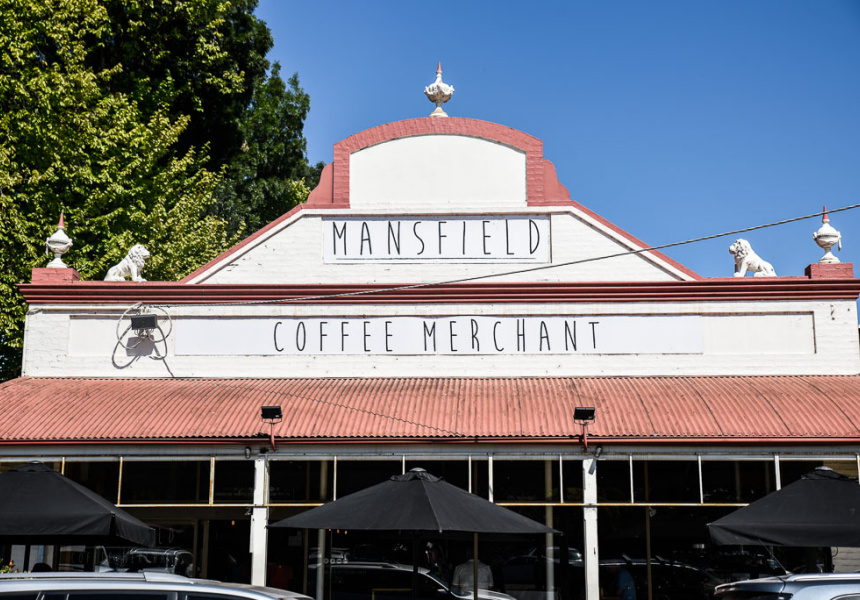 Mansfield Coffee Merchant