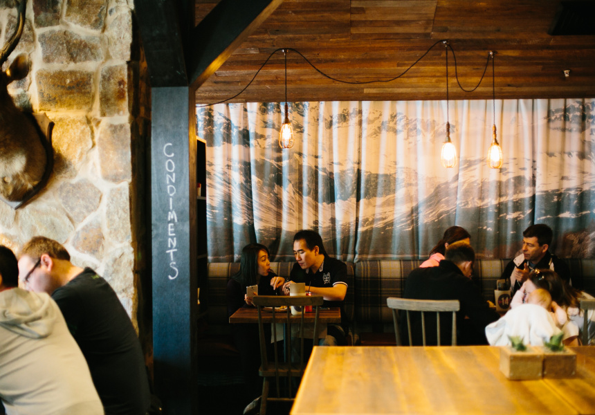 how to get permit on small eatery in perth