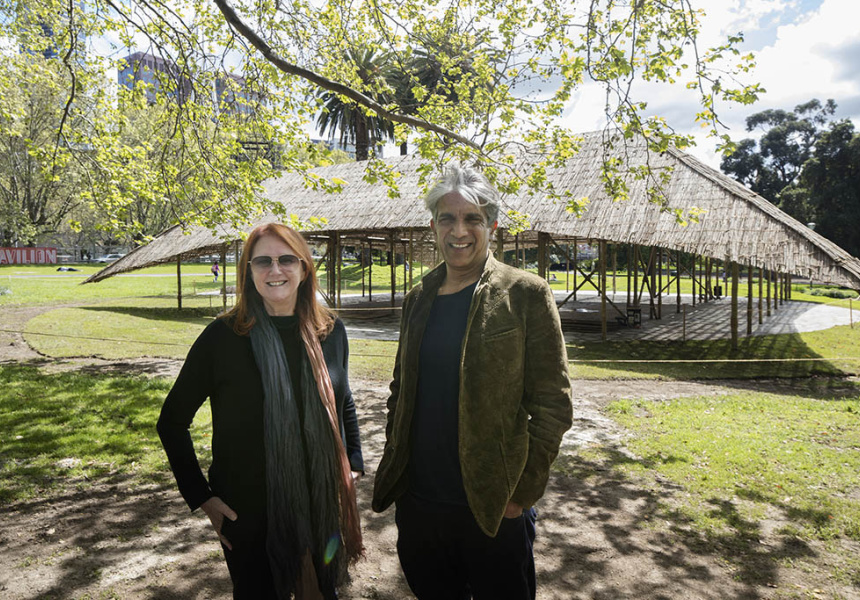 Naomi Milgrom and Bijoy Jain