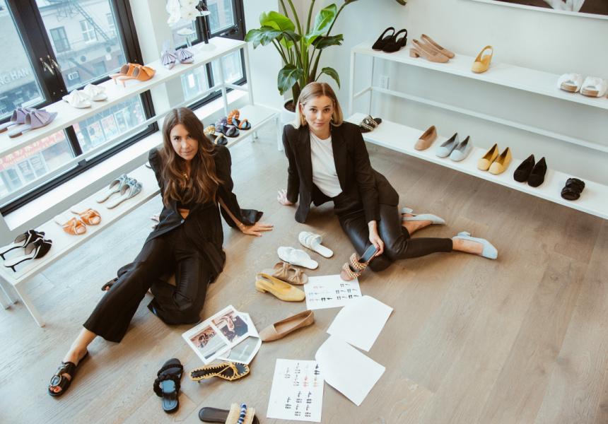 Tamara Ingham & Jasmine Stefanovic