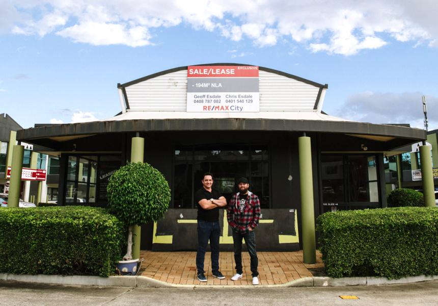Michael Cameron and Ryan Lane