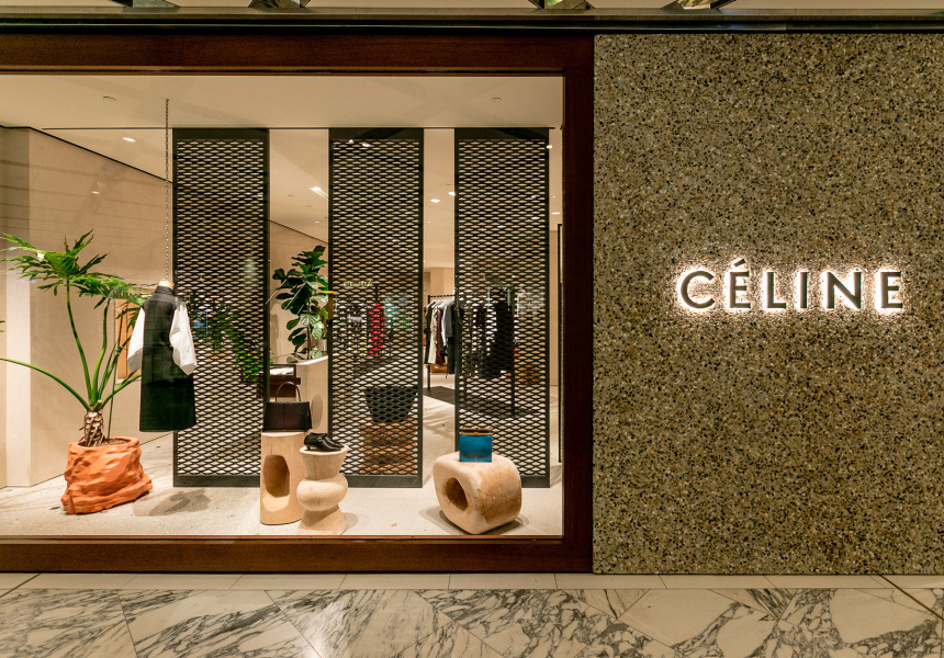 Céline, Bondi Junction, Sydney