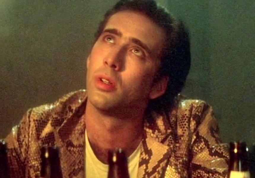 Nicholas Cage in Wild at Heart