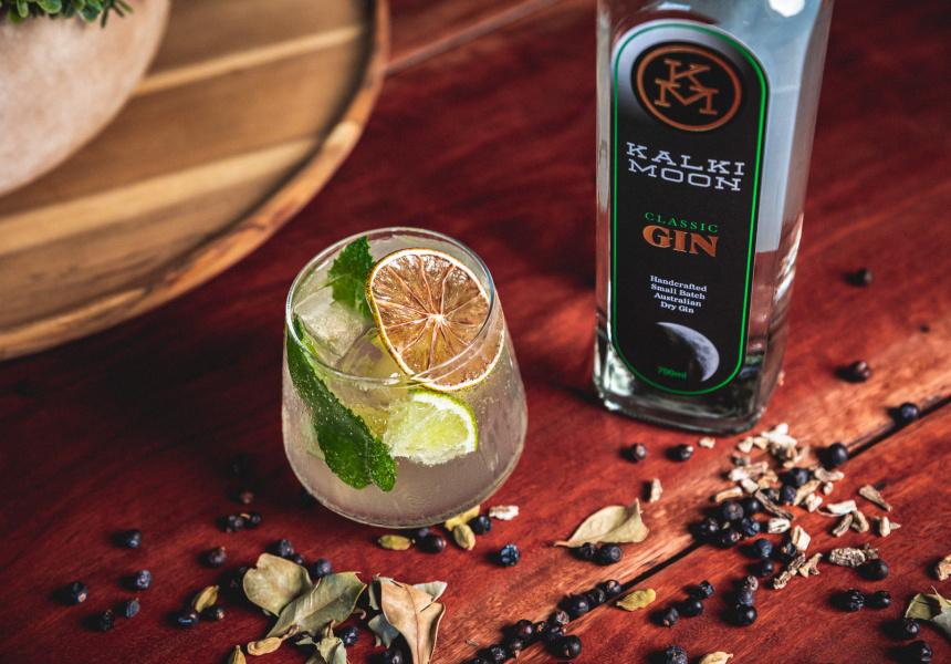 Kalki Moon's Gin-Gin Mule