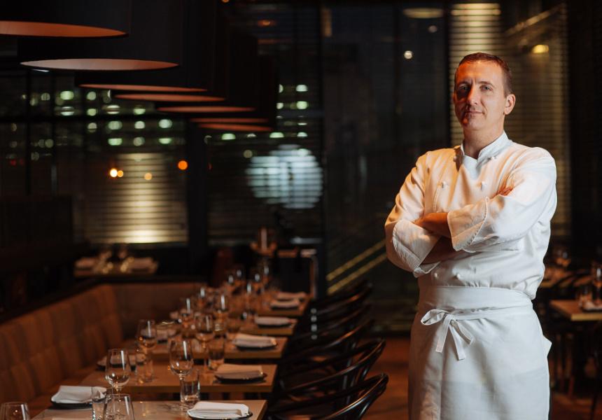 Chef Gavin Baker