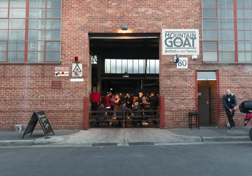 Mountain Goat Brewery, Richmond