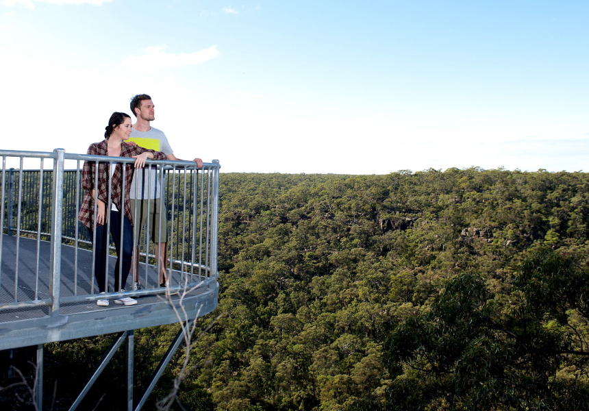 O'Hares Lookout