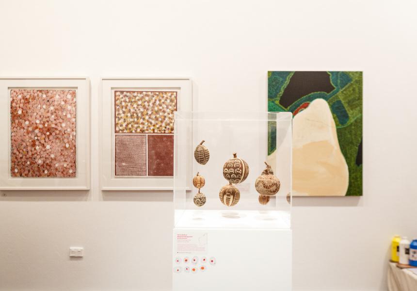 Revealed Exhibition at Fremantle Arts Centre.