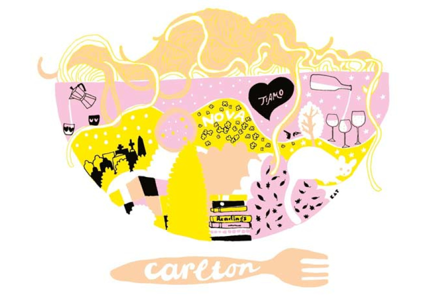 Carlton by Kat MacLeod