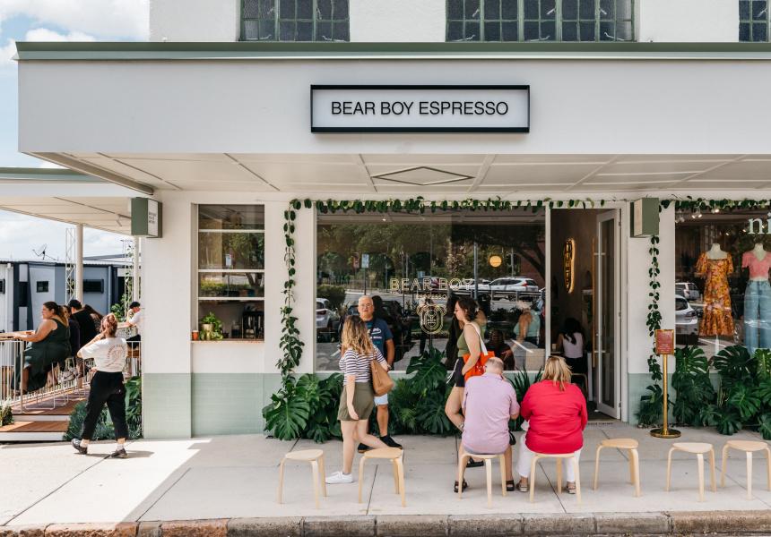 Bear Boy Espresso