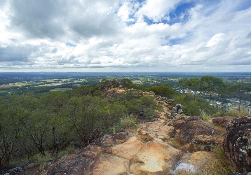 Mount Tibrogargan/ Mount Beerwah, Queensland