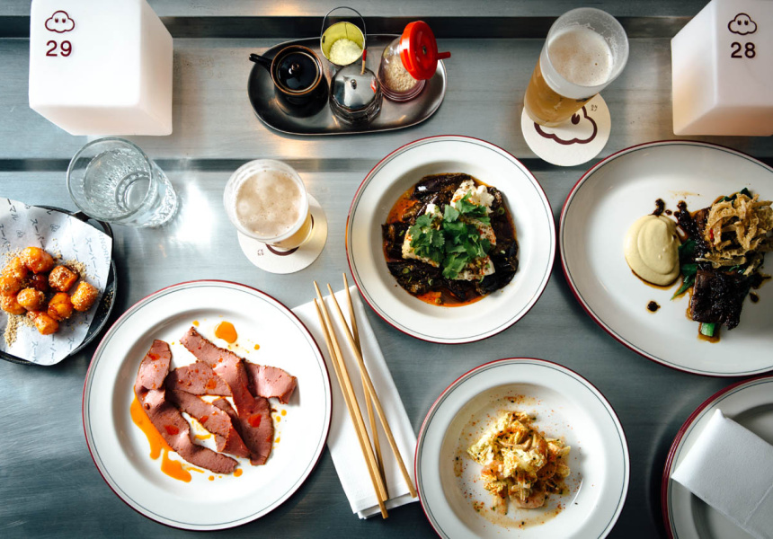 Andrew mcconnell s supernormal opens in the cbd broadsheet for Asian cuisine melbourne
