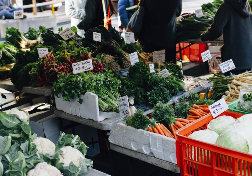Farm Gate Market, Hobart – TAS