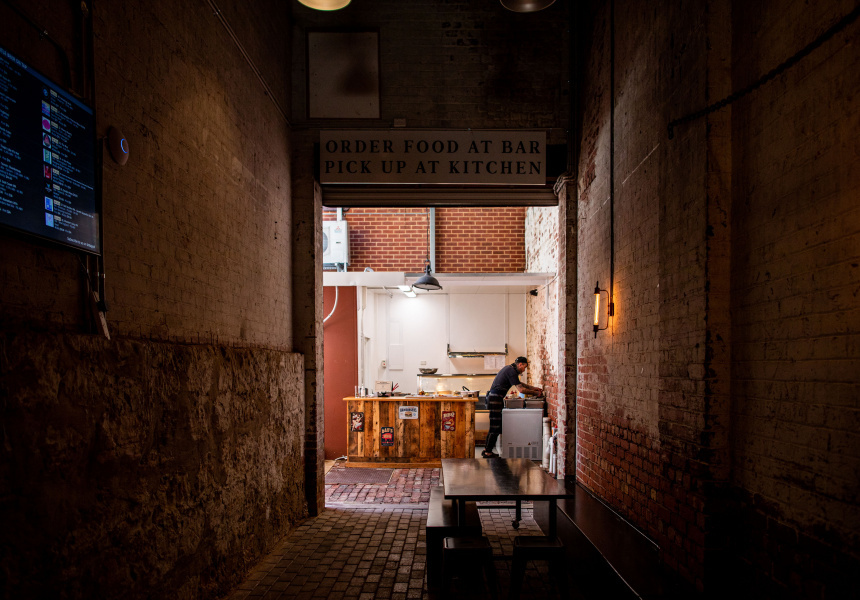 Old Faithful Bar & BBQ