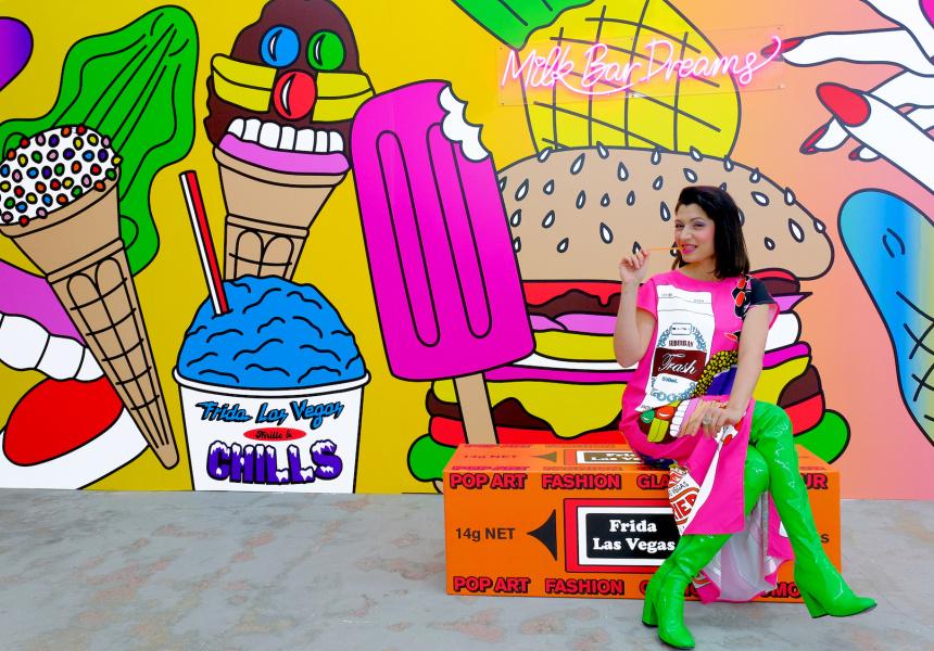 Frida Las Vegas