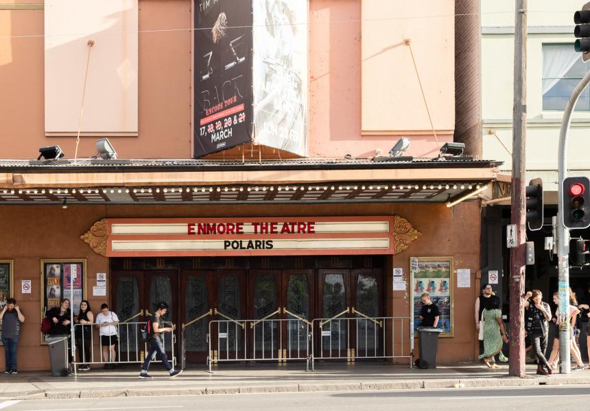 Enmore Theatre, Sydney