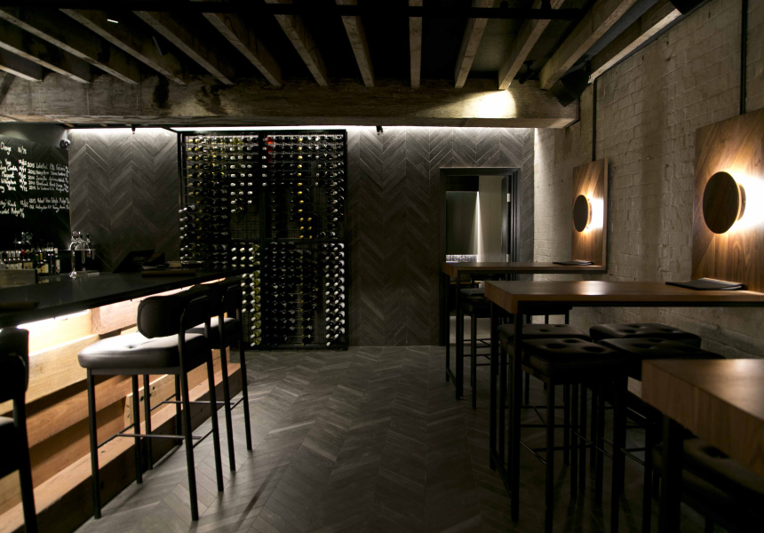 The Cellar by Bouche