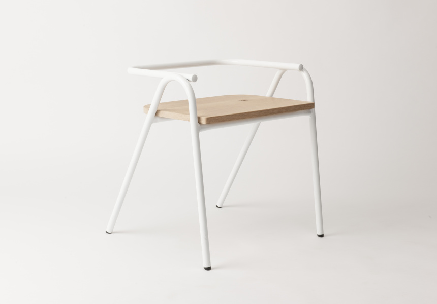 Dowel Jones, Half Hurdle Chair