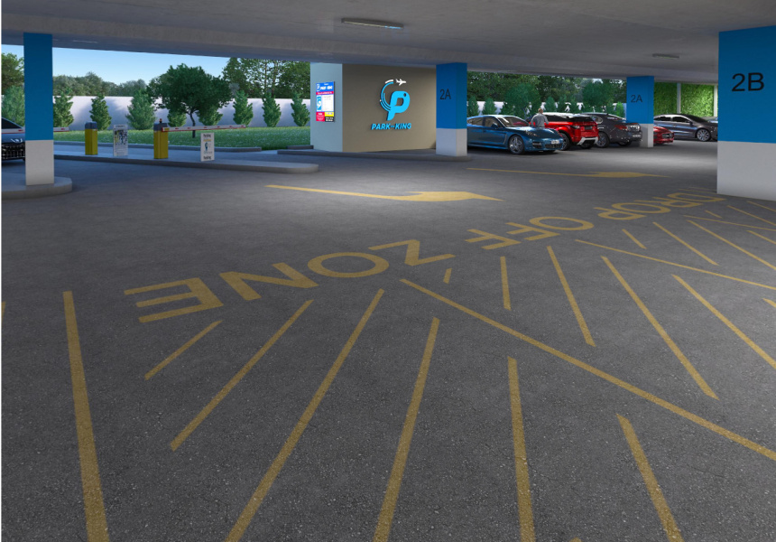 Sydney S Cheapest 24 Hour Airport Carpark Opens 13 A Day