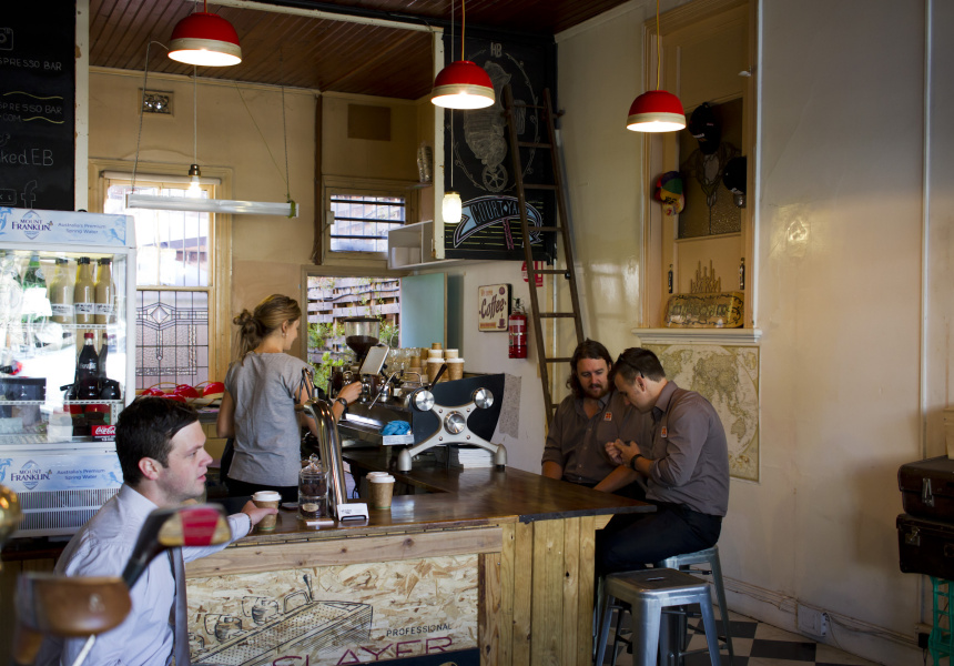 Get Naked Espresso Bar Mitchell Street