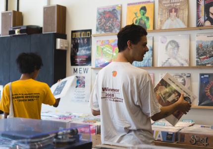 Best Record Shops In Melbourne Broadsheet